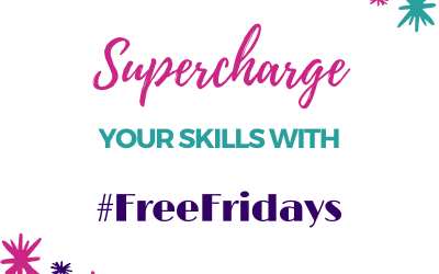 Supercharge your skills with #FreeFridays from Nua Training