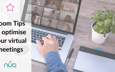 Zoom Top Tips – How to facilitate Virtual Meetings and Training Workshops