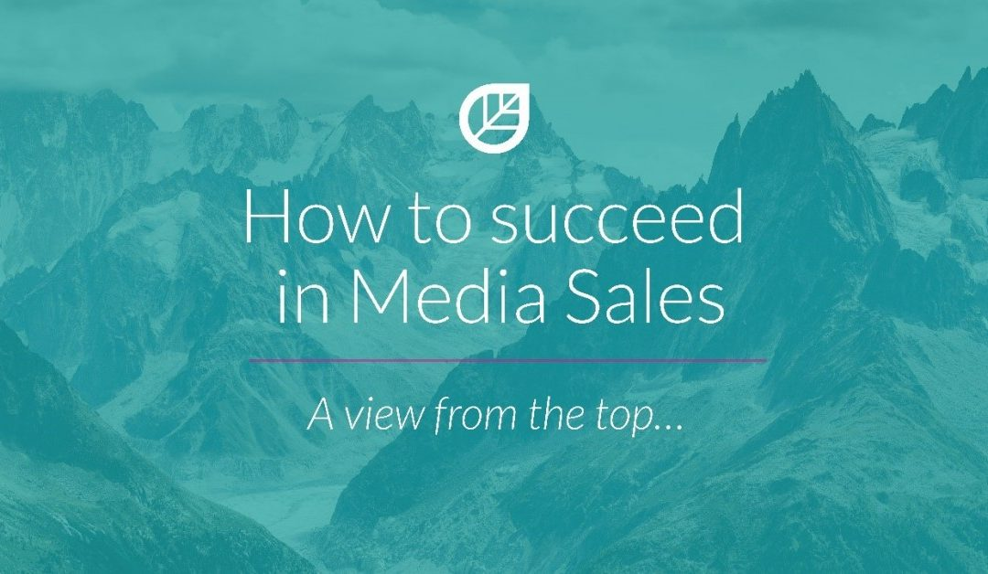 Katie Grosvenor, Head of Sales Northern Europe for Integral Ad Science and Head of Mentoring 2020 Bloom – Tips from the Top to Succeed in Media Sales